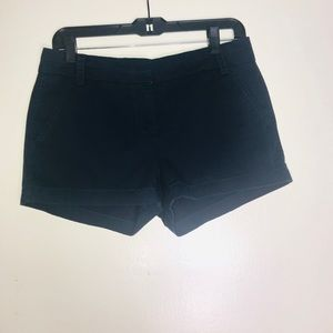 Worn once J.Crew Chino shorts size 2